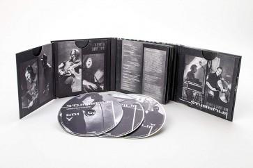 STUMMFILM - LIVE FROM HAMBURG 2CD+BD