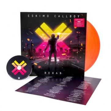REHAB ORANGE LP+CD