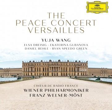 THE PEACE CONCERT VERSAILLES CD