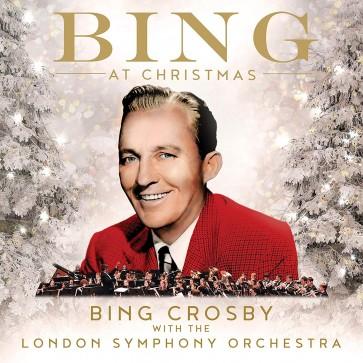 BING AT CHRISTMAS CD
