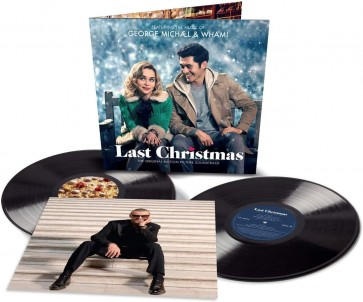 GEORGE MICHAEL & WHAM! LAST CHRISTMAS: OST 2LP