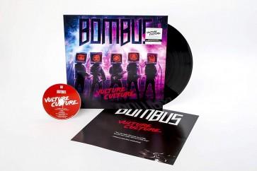 VULTURE CULTURE black LP+CD