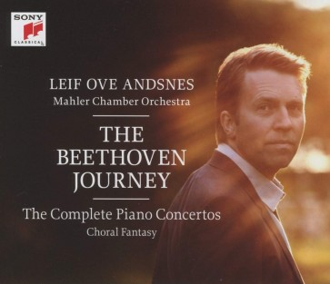 THE BEETHOVEN JOURNEY - PIANO CONCERTOS 3CD