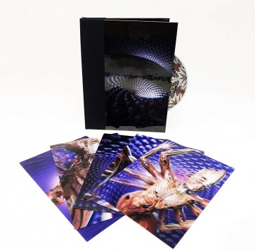 FEAR INOCULUM CD Expanded Book Edition