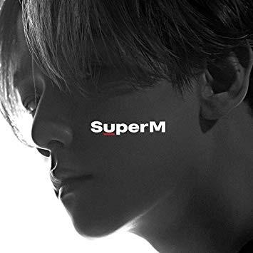 SUPERM THE 1ST MINI ALBUM (BAEKHYUN) CD