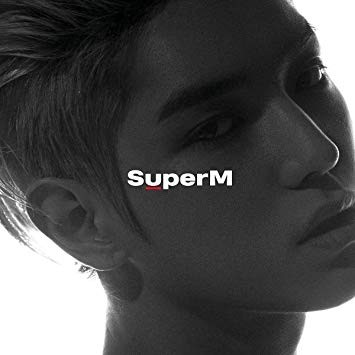 SUPERM THE 1ST MINI ALBUM (TAEYONG) CD