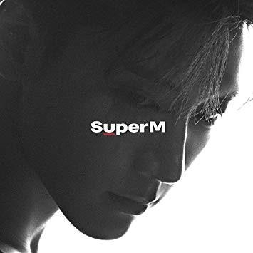 SUPERM THE 1ST MINI ALBUM (TEN) CD
