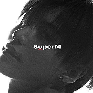 SUPERM THE 1ST MINI ALBUM (TAEMIN) CD