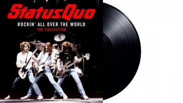 ROCKIN' ALL OVER WORLD: THE COLLECTION LP