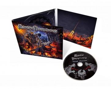 METAL DIVISION CD DIGIPAK