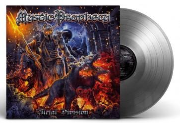 METAL DIVISION LP (SILVER)