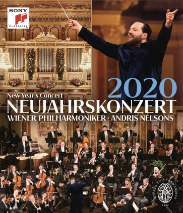 NEUJAHRSKONZERT 2020 / NEW YEAR'S CONCER BLURAY