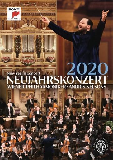 NEUJAHRSKONZERT 2020 / NEW YEAR'S CONCER DVD