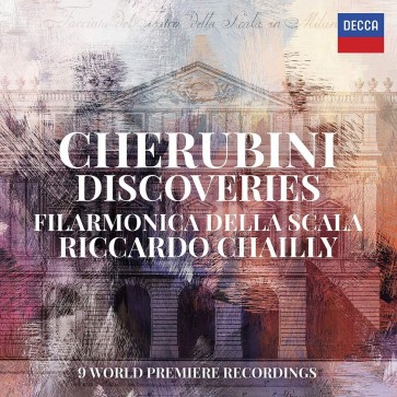 CHERUBINI DISCOVERIES CD