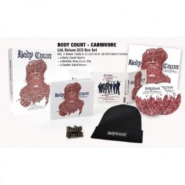 CARNIVORE 2CD BOX