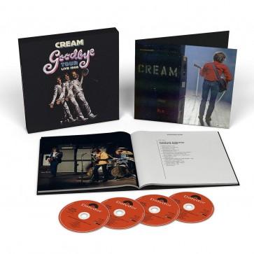 GOODBYE TOUR - LIVE 1968 4CD