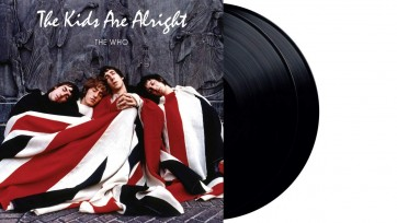 THE KIDS ARE ALRIGHT 2LP
