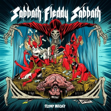 SABBATH FLEDDY SABBATH LP+CD