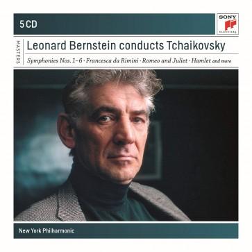 BERNSTEIN CONDUCTS TCHAIKOVSKY 5CD