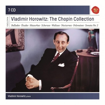 VLADIMIR HOROWITZ: THE CHOPIN COLLECTION 7CD