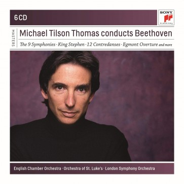 MICHAEL TILSON THOMAS CONDUCTS BEETHOVEN 6CD