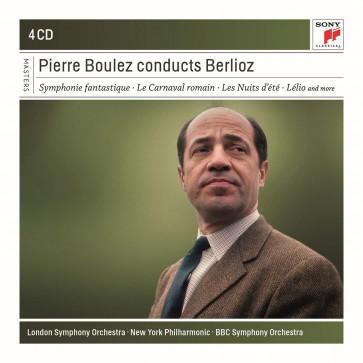 BOULEZ CONDUCTS BERLIOZ 4CD
