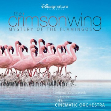 THE CRIMSON WING - MYSTERY Of THE FLAMINGOS (OST) 2LP PICTURE RSD 2020