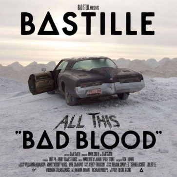 ALL THIS BAD BLOOD LP RSD 2020