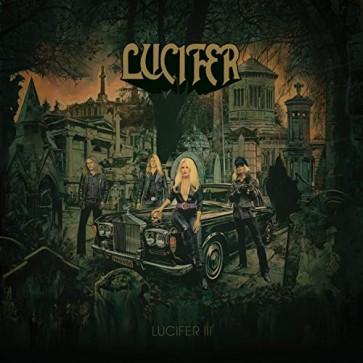 LUCIFER III LP+CD GOLDEN