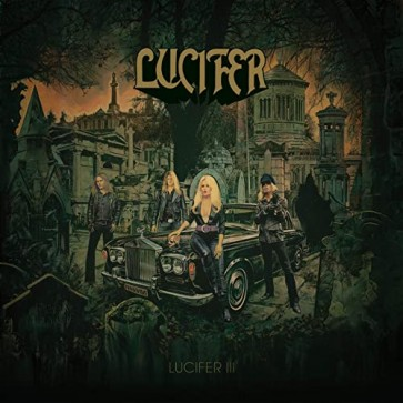 LUCIFER III LP+CD RED