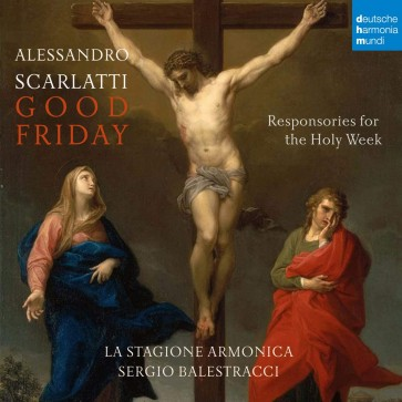A. SCARLATTI: RESPONSORIES FOR THE HOLY CD