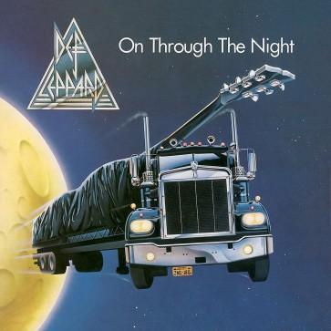 ON THROUGH THE NIGHT LP