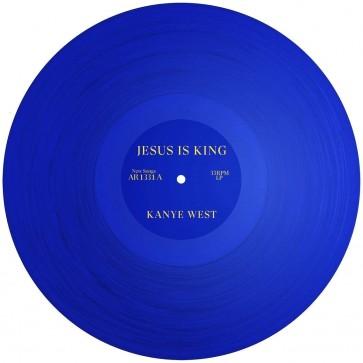 JESUS IS KING (LP)