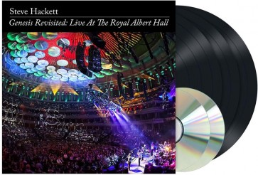 Genesis Revisited: Live at The Royal Alb 3LP RED+2CD