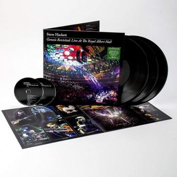 Genesis Revisited: Live at The Royal Alb 3LP+2CD