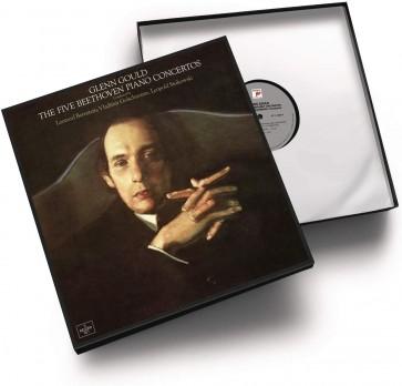 Beethoven: The 5 Piano Concertos 5LP
