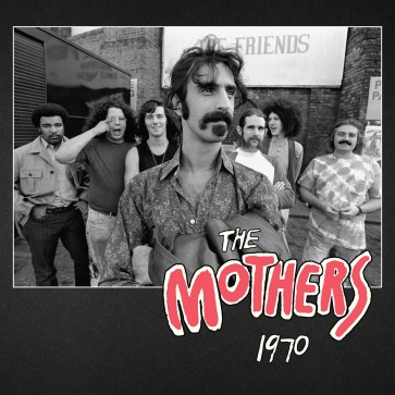 THE MOTHERS 1970 4CD