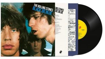 BLACK AND BLUE LP (HALF SPEED REMASTERED)