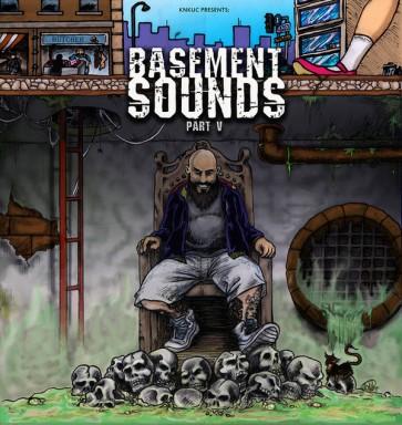 KNKUC Presents: Basement Sounds Part V CD