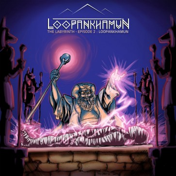 THE LABYRINTH CD