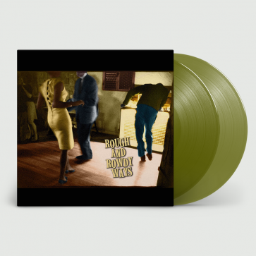 Rough and Rowdy Ways Olive LP