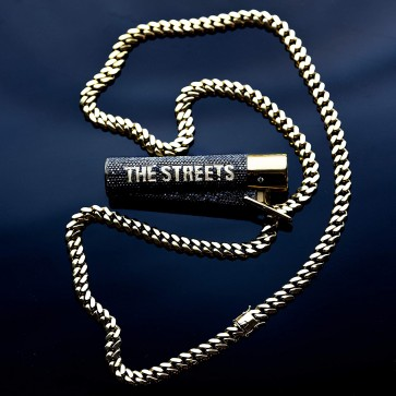 THE STREETS (BLUE LP)
