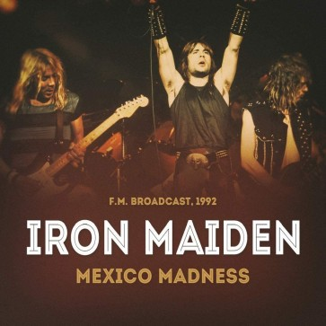 MEXICO MADNESS CD