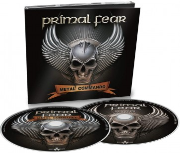 METAL COMMANDO CD-DIGI (LIM. DIGIPAK INCL. BONUS-CD)