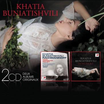Rachmaninov / Schubert 2CD