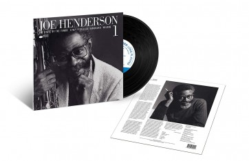 THE STATE OF THE TENOR VO1 LP