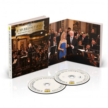 JOHN WILLIAMS IN VIENNA (CD+BLU RAY)