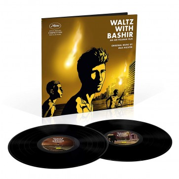 WALTZ WITH BASHIR 2LP