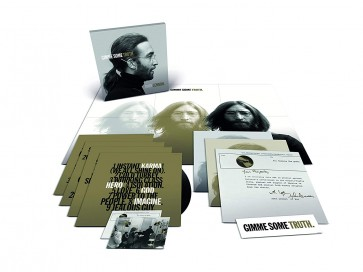 GIMME SOME TRUTH - THE BES 4LP