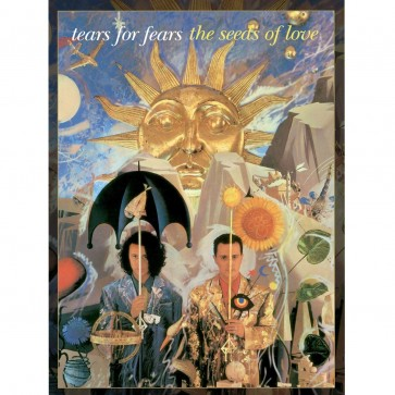 THE SEEDS OF LOVE 5CD